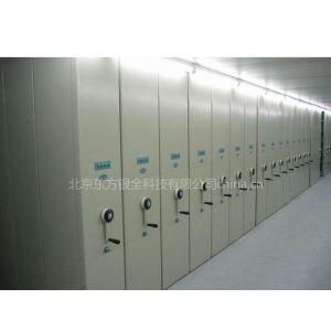 供应电动密集架密集柜移动档案柜移动档案架书架厂家直销