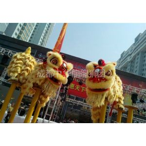供应成都舞狮、大型梅花桩狮王争霸表演、中华龍龍狮鼓乐艺术团