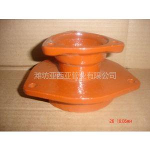 供应柔性抗震铸铁排水管件变径管
