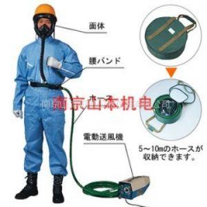 供应日本重松制作所呼吸保护工具送风机HM-12电动送风机