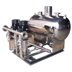 供应无负压双模变频供水设备