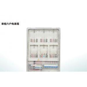 供应透明防窃电塑料电表箱