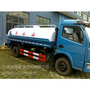 供应上海洒水车国四标准价格图片