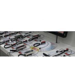 供应手机防盗链 手机防盗伸缩盒  手机拉线盒