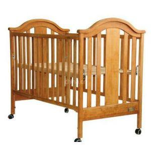 供应贝安诺进口榉木婴儿床-盖亚