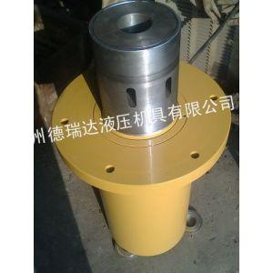 供应北京排水管道疏通应用100吨空心千斤顶、空心油缸