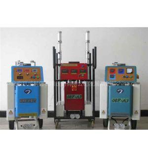专业供应山东滕州市聚氨酯发泡机 出方多又省料的发泡机