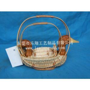 供应厂家直销水果包装篮,礼品包装篮