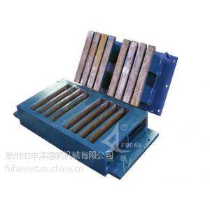 供应QT10-15砌块砖机模具 水泥砖模具 福帆免烧砖机模具