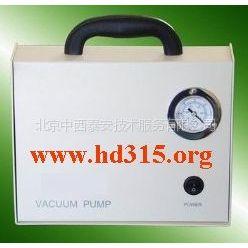 供应无油真空泵(国产) 型号:EF81-10(优势)库号:M284884
