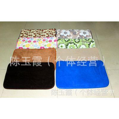 防滑垫 防滑地毯垫 床前垫 纯棉簇绒防滑垫 送销售录音