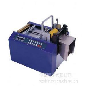 供应供应全自动微电脑切管机切带机切片机切线机热缩管硅胶管脱泡机