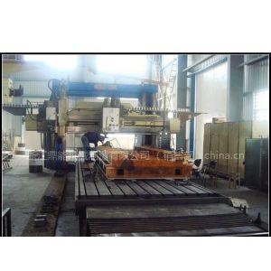 供应3600X9000mm大型精密龙门镗铣床对外加工