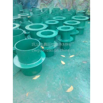 黑河昌旺密闭防水套管规格柔性防水套管价格标准图例尺寸