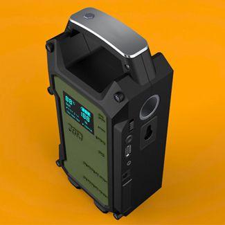 永青大功率多功能汽车应急启动电源车载备用启动电源蓄电池电瓶