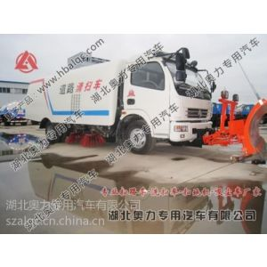 供应东风多利卡扫路车参数 高速公路用哪种扫路车 人行道清扫车