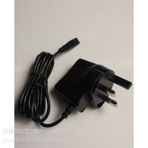 供应英规2.4V 0.8A仿线性充电器(电推剪)各种规格低价