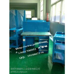 供应深圳重型钳工桌 广州复合板钳工桌 北京双人钳工工作台