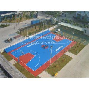 供应广东硅pu球场施工/硅pu材料厂家/硅pu球场价格