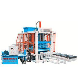 供应联科砌块机混凝土小型空心砌块技术指导
