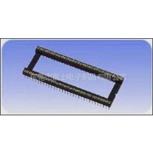 供应1.27|1.778|2.0|2.54间距圆孔IC插座|圆孔插座