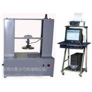 供应IFD海绵压陷硬度测试仪,可朔海绵测试仪器