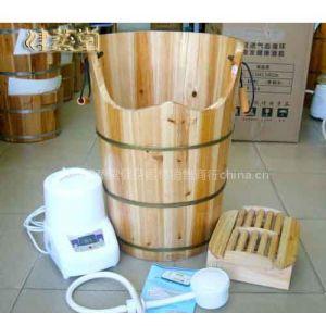 供应实用香杉木桶蒸足桶熏蒸桶蒸脚桶藏蒸桶健足桶