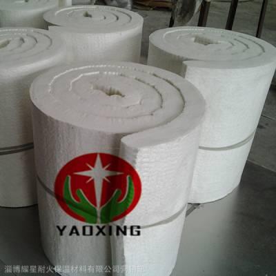 供应10/20/30/40/50mm陶瓷纤维毯 硅酸铝纤维保温毯 高铝喷吹毯