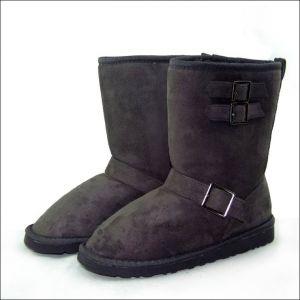 供应2012冬季新款/加厚低筒靴/坡跟雪地靴