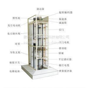 供应透明教学仿真电梯六层四层