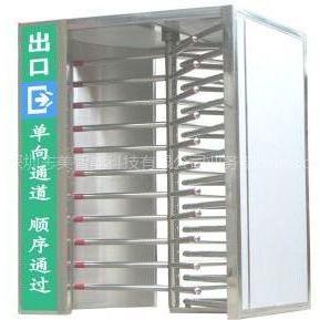 供应深圳安装机场单向门研发地铁单向门监狱转闸 全自动智能高档全高转闸