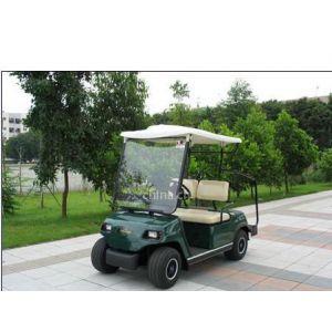 供应两座高尔夫球车(绿色)