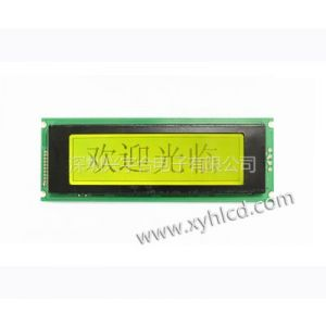 供应供应黄绿膜工业液晶模块JBG24064A00-00F