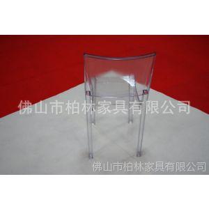 供应玻璃椅 透明椅 休闲吧桌椅