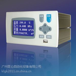 供应昆仑XSR22FC温度压力流量记录仪