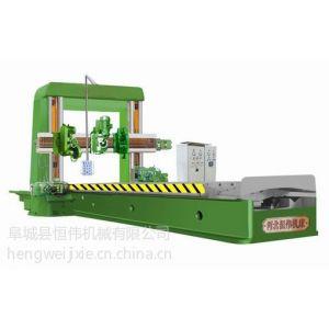 供应轻型龙门刨铣磨床加工范围用途