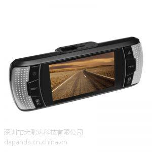 供应录透摄W7602 HDR 1080P Full HD行车记录仪 高清1080P 超广角行车记录器