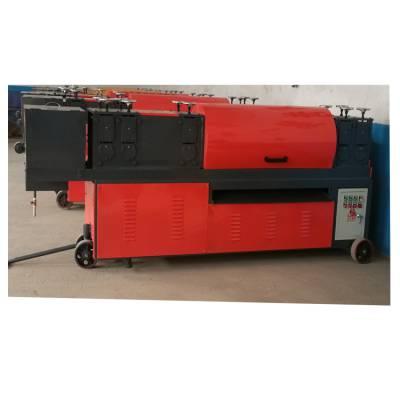 供应建筑机械钢管调直机