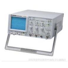 供应销售台湾固纬GOS-6103C模拟示波器