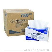 批发 美国金佰利75800工业表面处理擦拭布 可配合溶剂清洁 每箱
