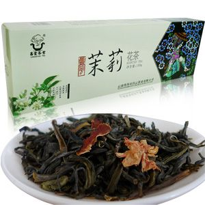 供应昌云茶叶特产散茶 150克盒装花草茶叶 生熟茶红茶绿茶蒸酶茶
