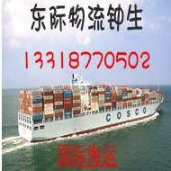 供应发物流到雅加达 广州海运到雅加达门到门