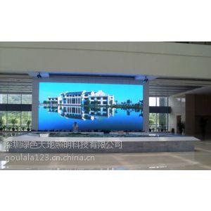 广西南宁室内P6全彩表贴LED显示屏LED大电视