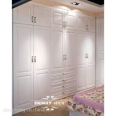 供应质良美观 定制衣柜 利用空间