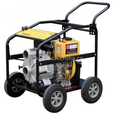 3寸污水泵 豪华款 带178F 6马力柴油动力