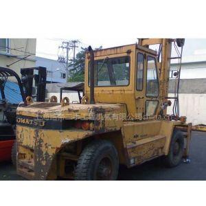 出售二手合力8吨旧叉车上海2手叉车市场当天提货