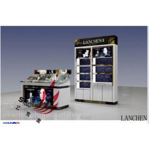 供应化妆品彩妆柜厂,化妆品展示柜彩妆台