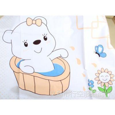 萌宝儿隔尿用品 小号30x40cm儿童尿垫 宝宝卡通隔尿床垫