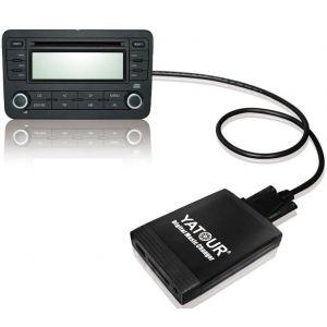 供应雅途乐MP3数码碟盒雪铁龙汽车专用