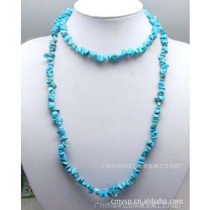 供应不规则绿松石饰品配件,碎石饰品批发,时尚DIY配件,串珠材料